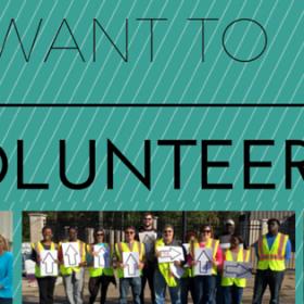 Calling Volunteers!