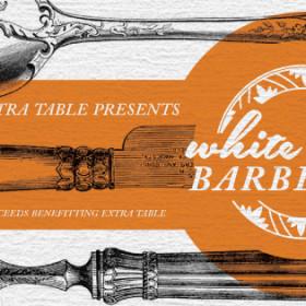 White Linen Barbeque Dinner