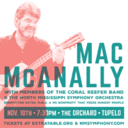Mac McAnally in Tupelo!