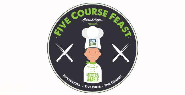 Gulf Coast Five Course Feast!