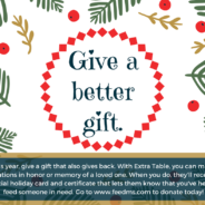 Give a better gift. Make a donation today!