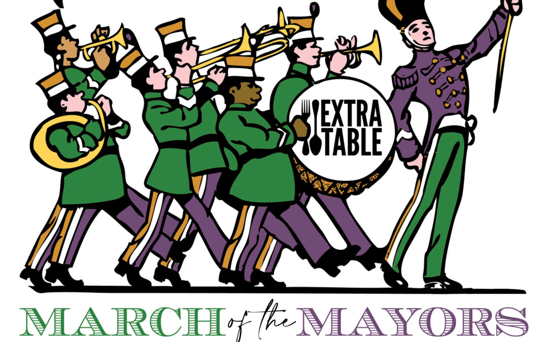 March of the Mayors