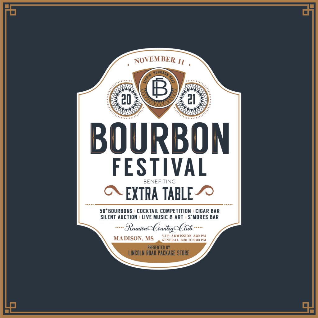 Extra Table's Inaugural Bourbon Festival