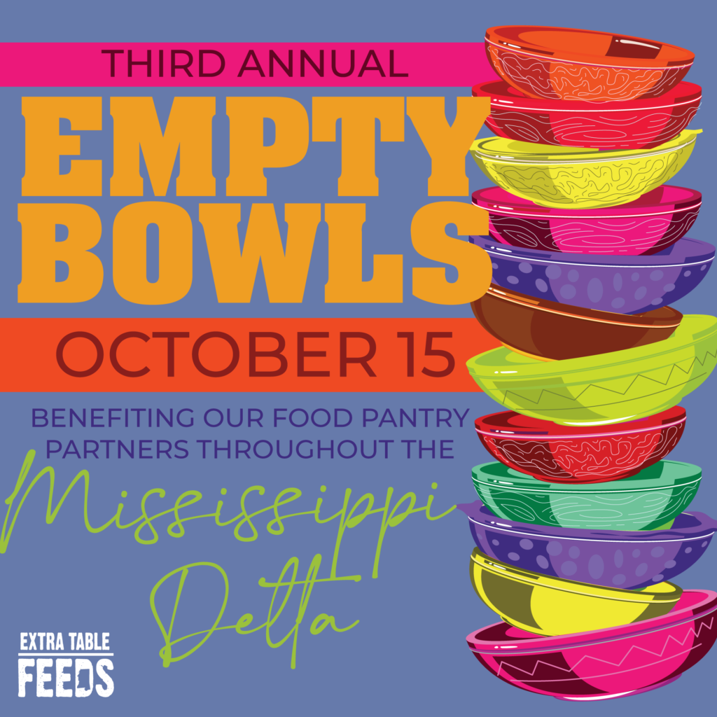 Join Us For 3rd Annual Empty Bowls Fundraiser